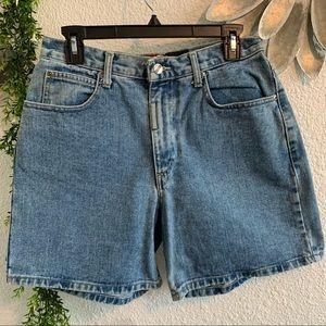 Z  Cavaricci vintage denim shorts